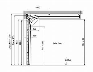 Dimension porte sectionnelle obasinccom for Dimension porte de garage sectionnelle