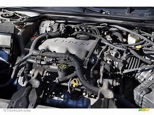 2001 Chevrolet Monte Carlo Ls 3 4 Liter Ohv 12