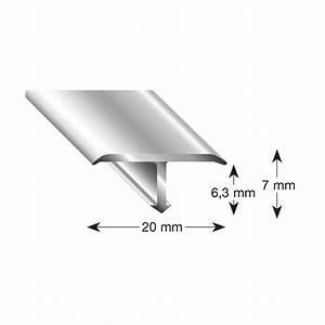 T Profil Alu : t profil alu sand 20 7 2700 mm ~ Frokenaadalensverden.com Haus und Dekorationen