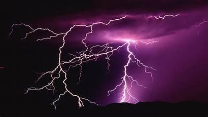 Lightning Sky Thunderbolt Nature Wallpapers Desktop Backgrounds