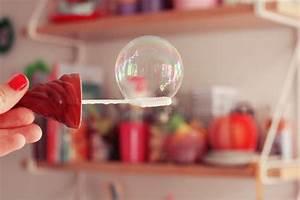 Recette Bulles De Savon : bulles de savon la recette home made poulette magique ~ Melissatoandfro.com Idées de Décoration