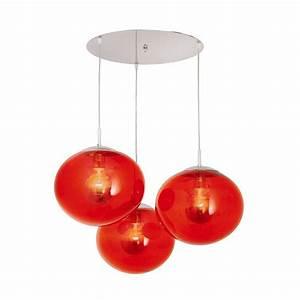 Luminaire Design Pas Cher : luminaire rouge pas cher luminaire conforama lampadaire ~ Dailycaller-alerts.com Idées de Décoration