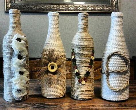 80+ Homemade Wine Bottle Crafts - Hative