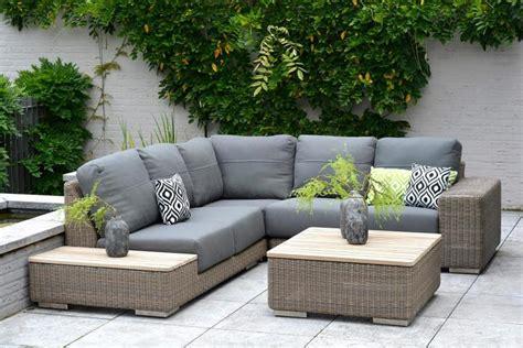 seasons outdoor kingston modular  seat corner teak set