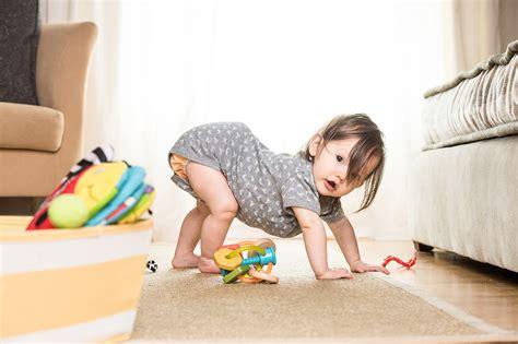 When Do Babies Crawl Crawling