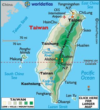 taiwan time  chronological timetable