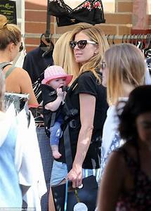 Erin Molan goes bra shopping with Laura Csortan in Bondi ...