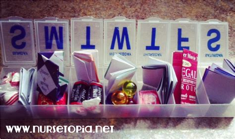 Nursing School Gifts by Seven Days Of School Care Nursetopia
