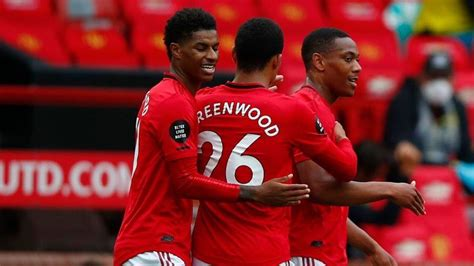 Manchester United vs. AFC Bournemouth - Football Match ...