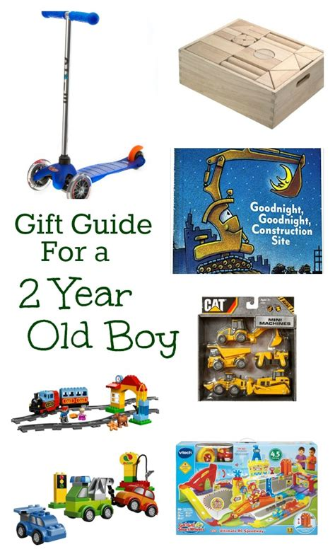 gift guide for a 2 year old boy what megan s making