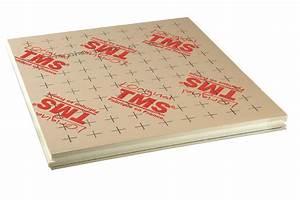 Plaque D Isolation Au Sol : tms soprema ~ Premium-room.com Idées de Décoration