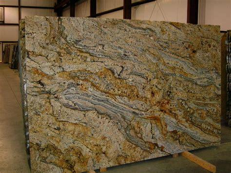 golden cascade granite slab