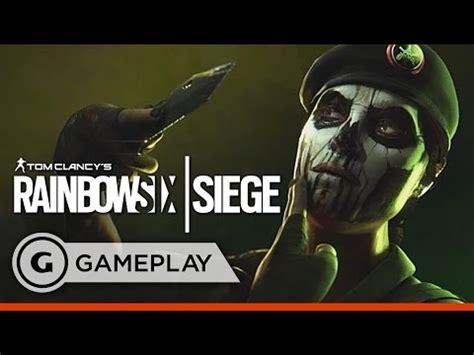 interrogations gameplay rainbow  siege skull rain