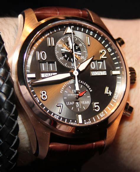 iwc spitfire chronograph perpetual calendar watches