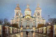 St. Petersburg Russia Weather