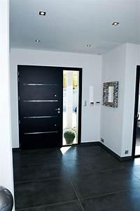 emejing deco porte interieure noire ideas design trends With porte interieur de maison