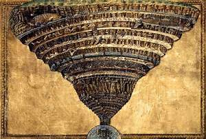 Picture Study: Botticelli's Map of Hell - ANGELICSCALLIWAGS