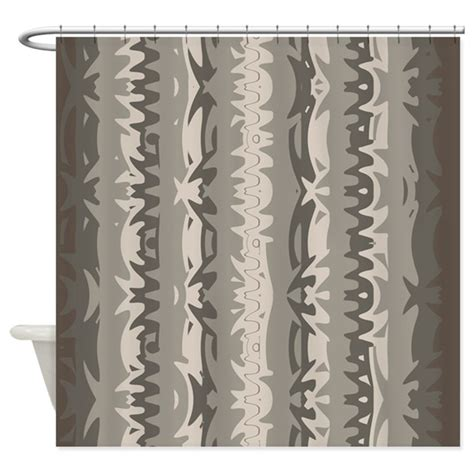 gray and brown shower curtain brown and grey shower curtain 01004 00006 by shower curtains