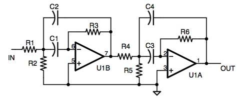 bandpass filter design gt circuits gt robots bandpass filter calculator l54305