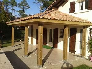 Couverture De Terrasse : couverture de terrasse perfect caravanes terrasse kit ~ Edinachiropracticcenter.com Idées de Décoration