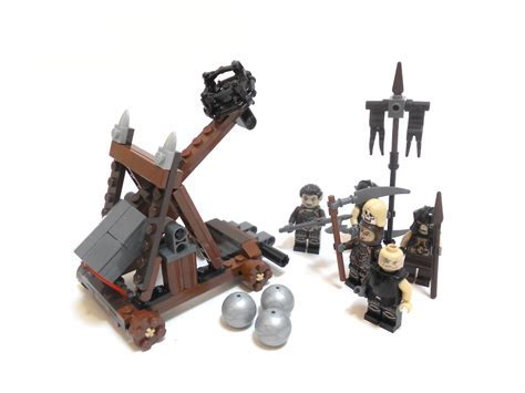 LEGO Ideas   Product Ideas   Lord of the Rings Set: Minas