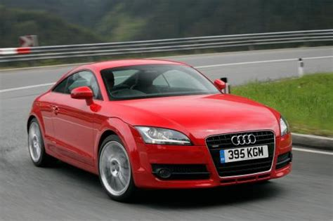 Gambar Mobil Audi Tt Coupe by Audi Tt Coupe 3 2 Quattro 2006 Hd Pictures