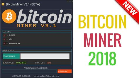 The first bitcoin slots game without deposits! Bitcoin Miner 2018 (BETA) - BITCOIN MINER 2018