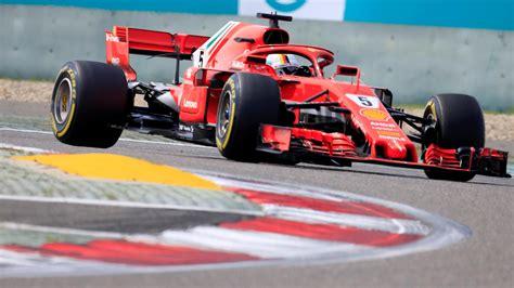 Formel 1 Ricciardo Gewinnt In China  Vettel Nach Crash