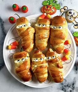 Party Snacks Vegetarisch : easy halloween jalape o mummies ~ Eleganceandgraceweddings.com Haus und Dekorationen