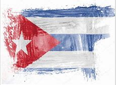 The Cuban flag — Stock Photo © Olesha #23434418
