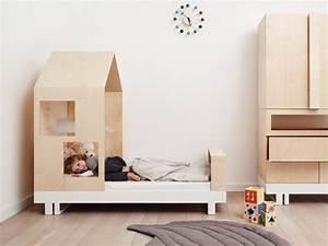 Tete De Lit Cabane : un lit cabane pour une chambre d enfant aventure d co ~ Melissatoandfro.com Idées de Décoration