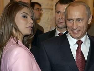 Russian politician Alina Kabaeva - Russian Personalities