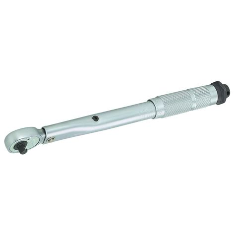 "1/4"" Torque Wrench - 20-200 in. lbs."