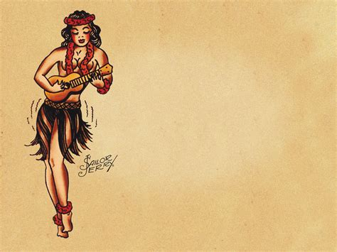 sailor jerry tattoo wallpaper gallery