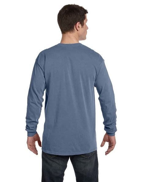 comfort color sleeve comfort colors c6014 sleeve t shirts shirtspace