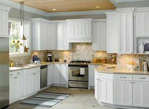 home depot white kitchen cabinets home furniture design With kitchen design ideas white cabinets
