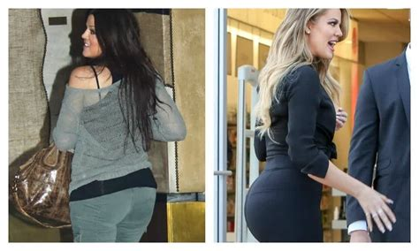 7 Celebrity booty transformations you have to see to ...