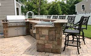 outdoor stone barbecue grills Landscaping - Gardening Ideas
