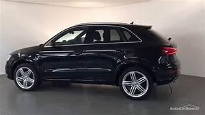 Audi Q3 S Line : dl14gzc audi q3 tdi quattro s line plus black 2014 derby audi youtube ~ Gottalentnigeria.com Avis de Voitures