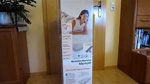 Matratzen Von Aldi 2015 : dormia memofit qualit tsmatratze von aldi erste eindr cke november 2013 review youtube ~ Bigdaddyawards.com Haus und Dekorationen
