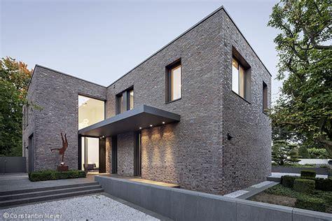 Moderne Häuser In Düsseldorf by Backstein Und Transparenz D 252 Sseldorf Cube Magazin