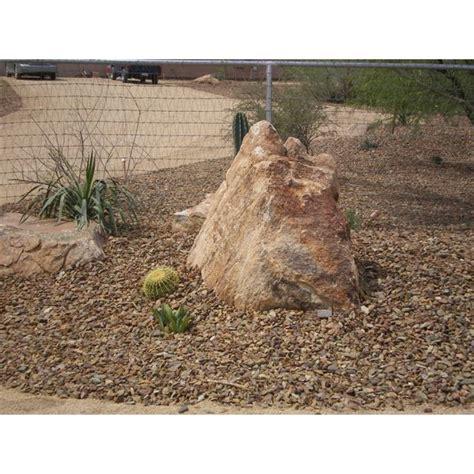 table mesa brown rock cinnamon brown 1 quot mdi rock