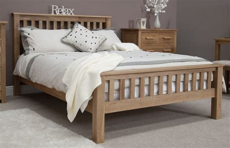 eton solid contemporary oak bedroom furniture  king size