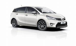 2015 Toyota Verso Granted New Trend Plus Trim Level With