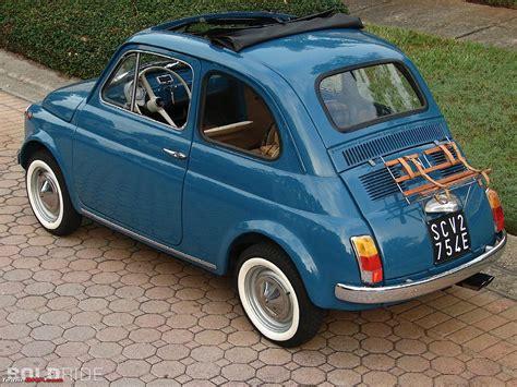 Fiat Topolino by Pilots His 1950 Mouse Restoration Fiat Topolino