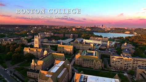 Boston College by My Suggestion For The New Boston College Athletic Director