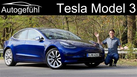View Tesla 3 Long Term Review Background