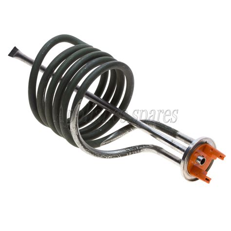 water heater thermostats 3kw kwikot 150l geyser water element orange