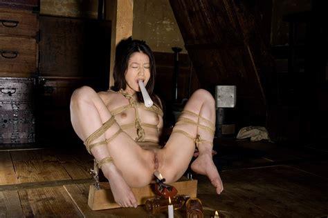 Wallpaper Rinako Hirasawa Kinbaku Model Tied Submissive