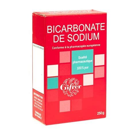 bicarbonate de sodium cuisine gifrer bicarbonate de sodium 250g